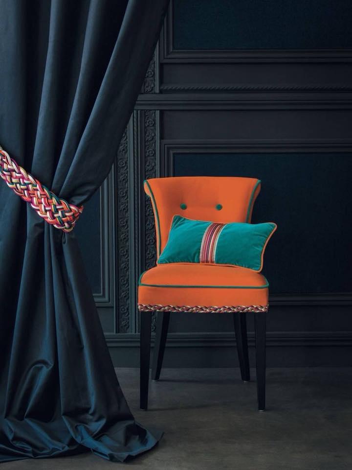 Idée couleur rideau